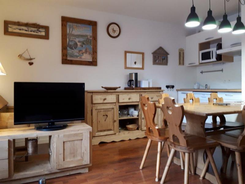 Wakacje w górach Apartament 3 pokojowy z alkową 8 osób (taras) (2-2059) - Résidence Vignec Village - Saint Lary Soulan