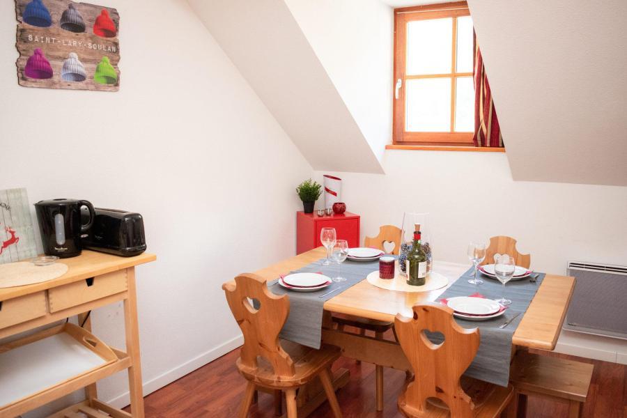 Wakacje w górach Apartament 2 pokojowy 6 osób (3080) - Résidence Vignec Village - Saint Lary Soulan