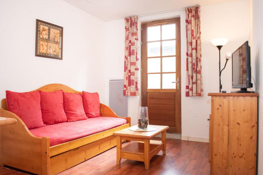 Wakacje w górach Apartament 2 pokojowy z alkową 6 osób (taras) (1-0036) - Résidence Vignec Village - Saint Lary Soulan