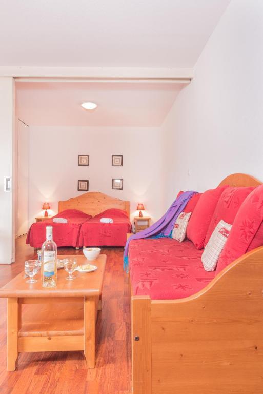 Vacances en montagne Appartement 2 pièces 4 personnes (1-0037) - Résidence Vignec Village - Saint Lary Soulan