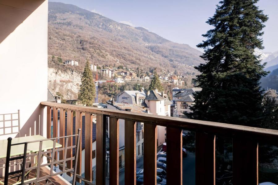 Vacances en montagne Studio 2 personnes (33) - Résidence Villa Louise - Brides Les Bains