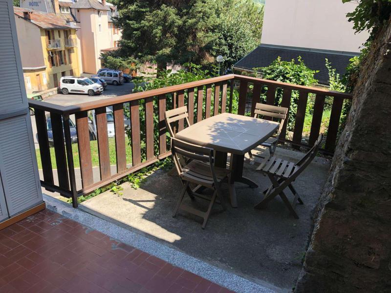 Vacances en montagne Studio 2 personnes (11) - Résidence Villa Louise - Brides Les Bains - Extérieur été