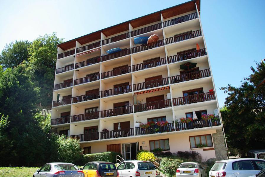 Vacances en montagne Résidence Villa Louise - Brides Les Bains - Extérieur été