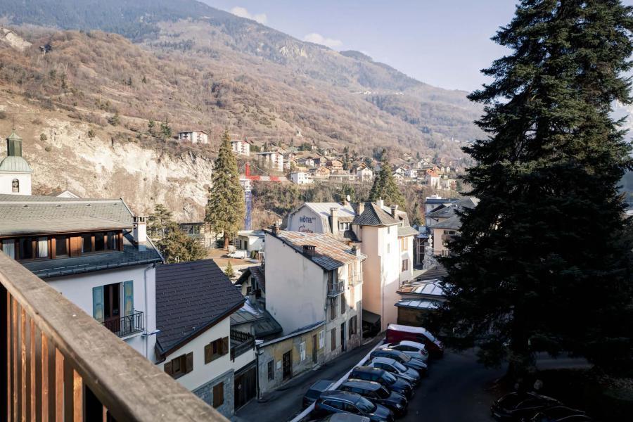 Vacances en montagne Studio 2 personnes (34) - Résidence Villa Louise - Brides Les Bains -