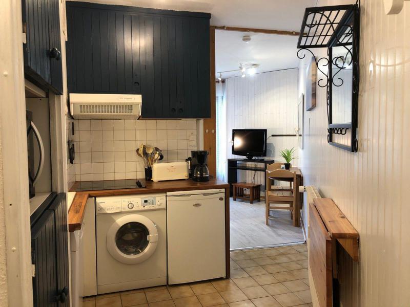 Vacances en montagne Studio 2 personnes (11) - Résidence Villa Louise - Brides Les Bains - Cuisine