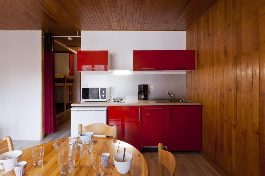 Vacances en montagne Studio 4 personnes (63) - Résidence Villa Louise - Brides Les Bains - Cuisine