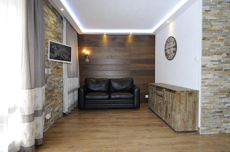 Vacances en montagne Studio cabine 4 personnes (305) - Résidence Villaret - Les Menuires - Séjour