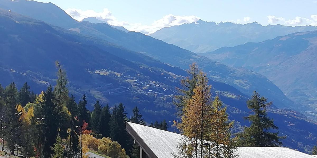 Vacances en montagne Appartement 2 pièces mezzanine 6 personnes (004) - Résidence Vogel - Les Arcs