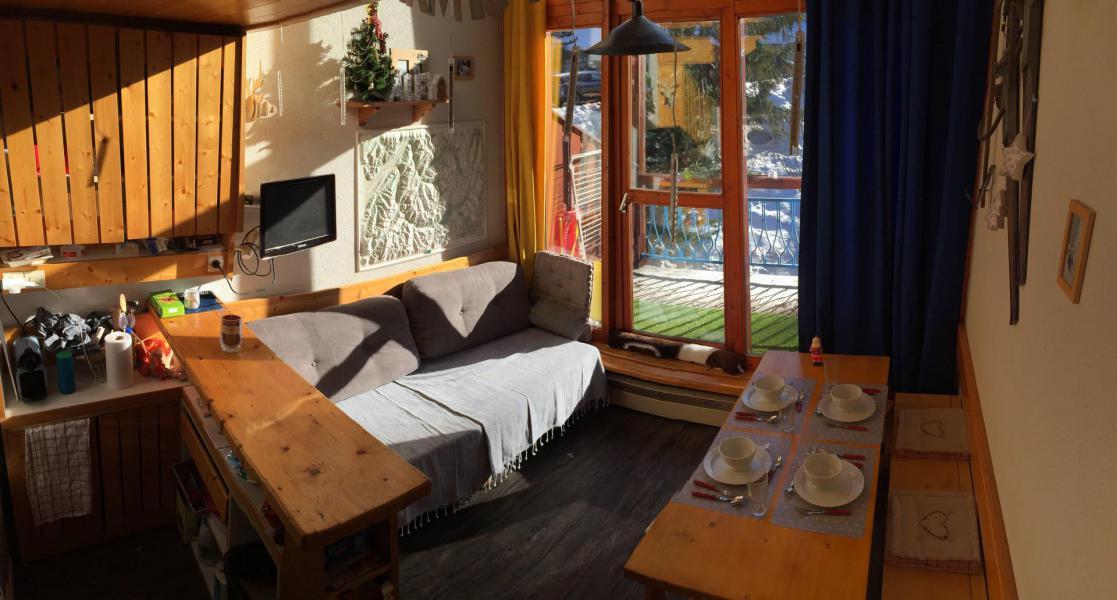 Vacances en montagne Appartement duplex 1 pièces 5 personnes (308) - Résidence Vogel - Les Arcs