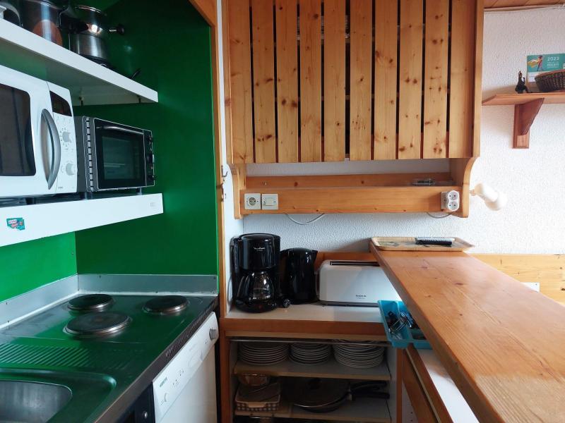 Vacances en montagne Appartement 2 pièces mezzanine 6 personnes (004) - Résidence Vogel - Les Arcs - Kitchenette