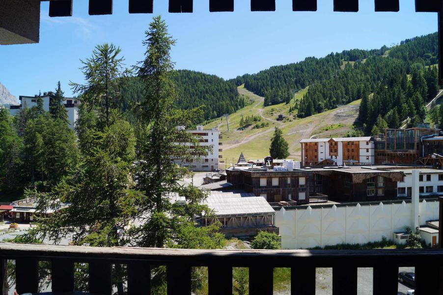 Wakacje w górach Studio z alkową 4 osoby (112) - Résidence Voile des Neiges B - Pra Loup