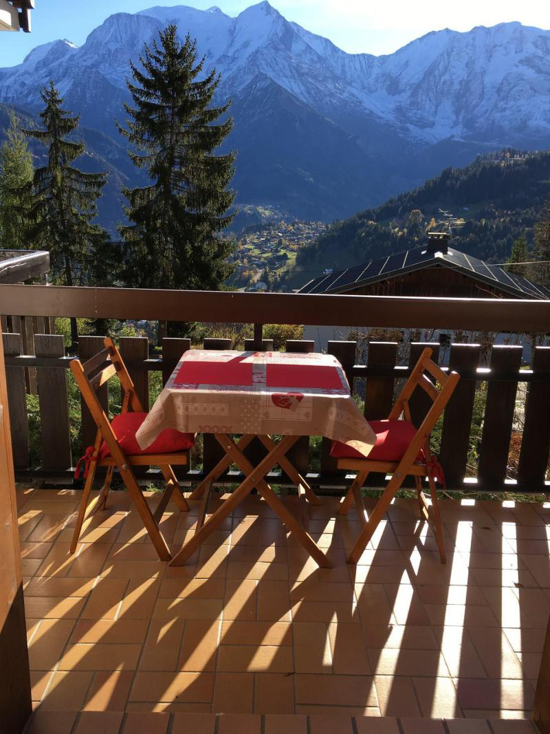 Wakacje w górach Studio 4 osoby (C32) - Résidence Vorrasset - Saint Gervais
