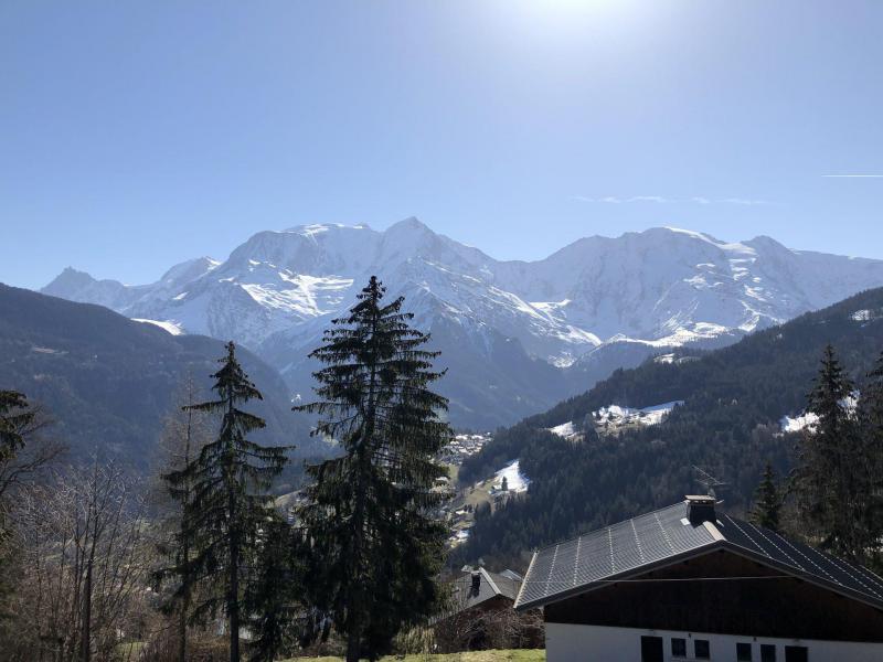Wakacje w górach Studio z alkową 2-4 osoby (853) - Résidence Vorrasset - Saint Gervais