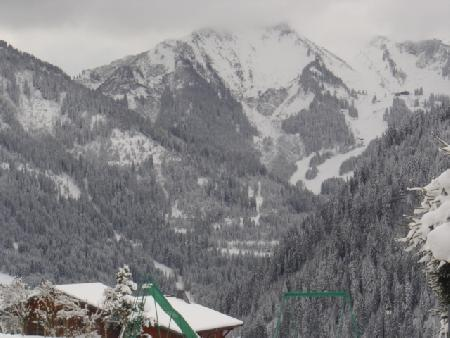 Vacaciones en montaña Apartamento 2 piezas para 5 personas (YT1070) - Résidence Yéti - Châtel -
