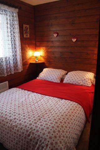Vacaciones en montaña Apartamento cabina 2 piezas para 4 personas (YT4052) - Résidence Yéti - Châtel