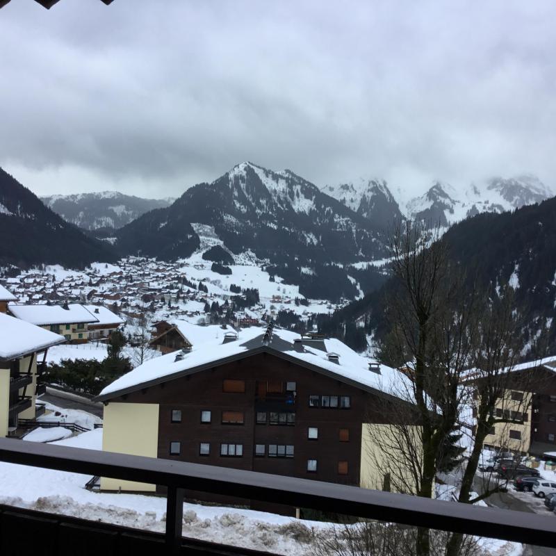 Vacaciones en montaña Logement 6 personnes - Résidence Yéti - Châtel