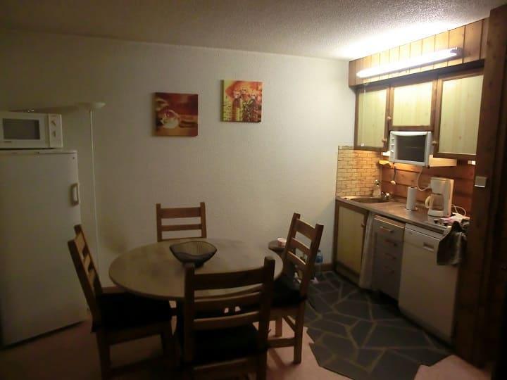 Wakacje w górach Apartament 2 pokojowy 5 osób (YT1069) - Résidence Yéti - Châtel