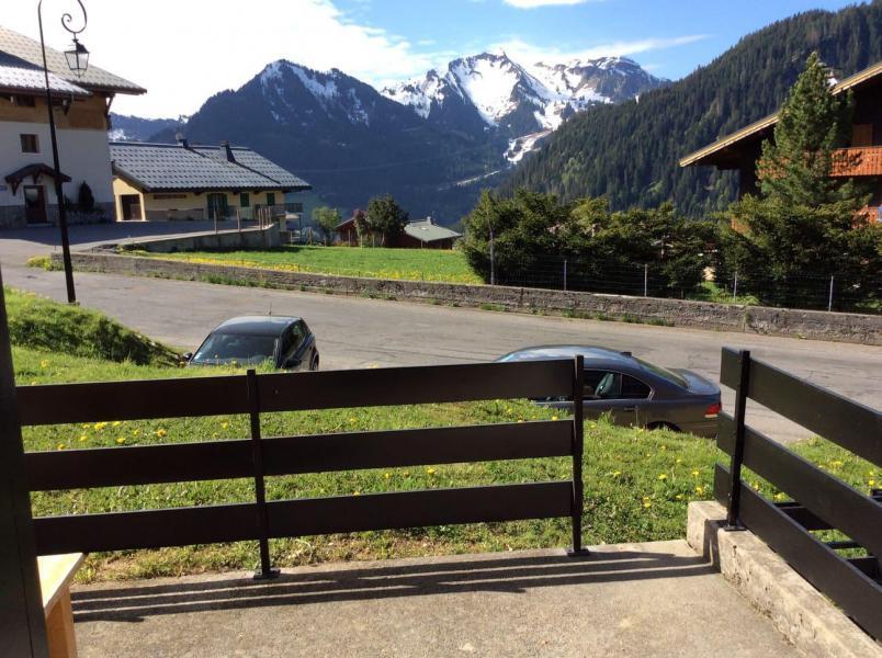 Wakacje w górach Apartament 2 pokojowy 5 osób (YT1070) - Résidence Yéti - Châtel
