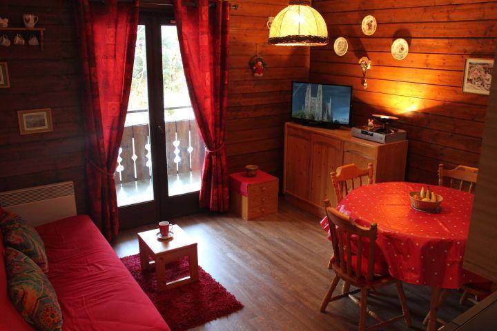 Wakacje w górach Apartament 2 pokojowy z alkową 4 osoby (YT4052) - Résidence Yéti - Châtel - Pokój gościnny
