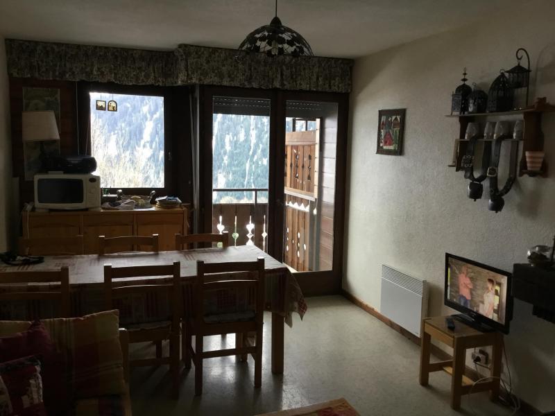 Wakacje w górach Apartament duplex 3 pokojowy 6 osób (YT4065) - Résidence Yéti - Châtel - Zakwaterowanie