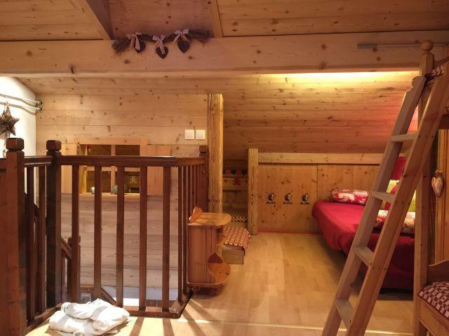 Wakacje w górach Apartament duplex 3 pokojowy 6 osób (YT4068) - Résidence Yéti - Châtel - Antresola