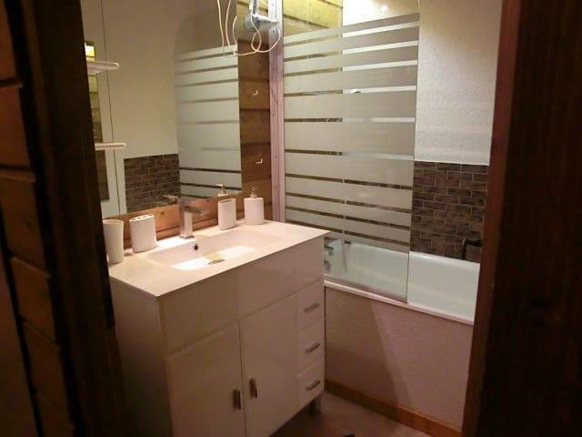 Vacaciones en montaña Apartamento 2 piezas para 5 personas (YT1069) - Résidence Yéti - Châtel - Cuarto de baño