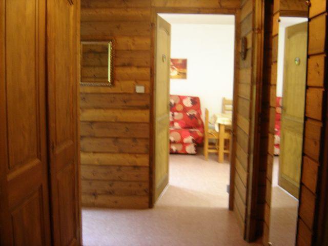 Vacaciones en montaña Apartamento 2 piezas para 5 personas (YT1069) - Résidence Yéti - Châtel - Entrada