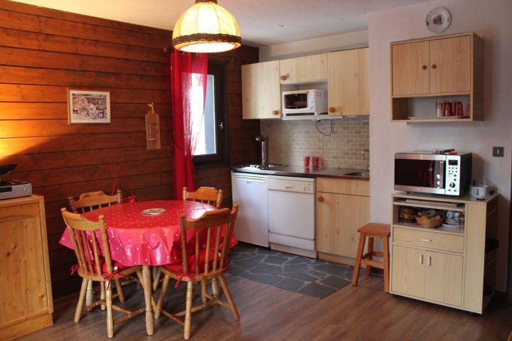 Vacaciones en montaña Apartamento cabina 2 piezas para 4 personas (YT4052) - Résidence Yéti - Châtel - Kitchenette