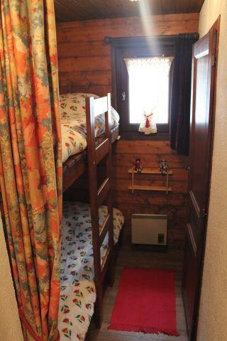 Vacaciones en montaña Apartamento cabina 2 piezas para 4 personas (YT4052) - Résidence Yéti - Châtel - Rincón de sueño
