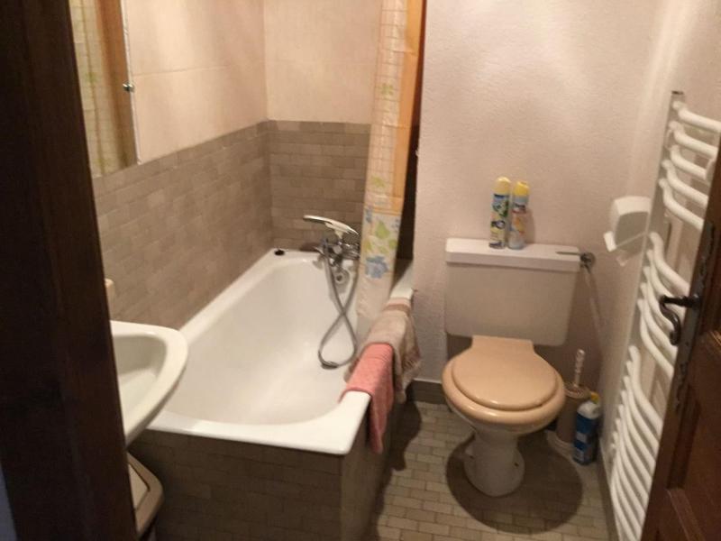 Vacaciones en montaña Apartamento dúplex 3 piezas 6 personas (YT4065) - Résidence Yéti - Châtel - Cuarto de baño