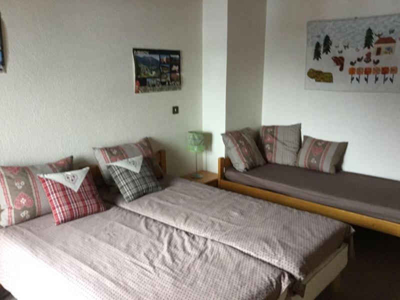 Vacaciones en montaña Apartamento dúplex 3 piezas 6 personas (YT4065) - Résidence Yéti - Châtel - Habitación