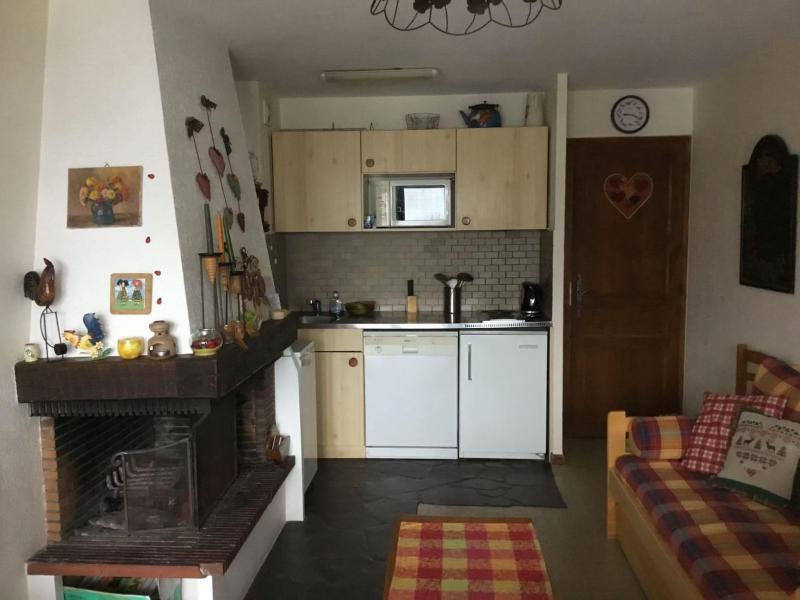 Vacaciones en montaña Apartamento dúplex 3 piezas 6 personas (YT4065) - Résidence Yéti - Châtel - Kitchenette