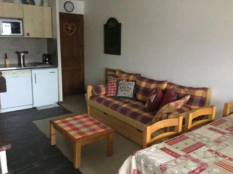 Vacaciones en montaña Apartamento dúplex 3 piezas 6 personas (YT4065) - Résidence Yéti - Châtel - Sofá-cama