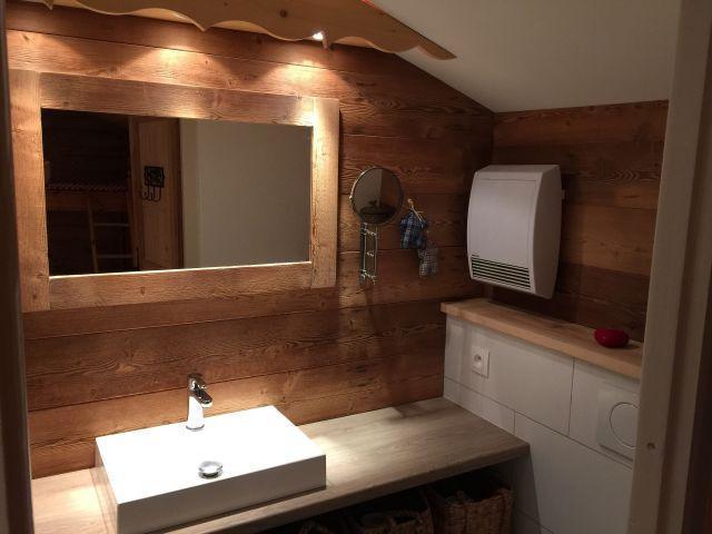Vacaciones en montaña Apartamento dúplex 3 piezas 6 personas (YT4068) - Résidence Yéti - Châtel - Cuarto de baño