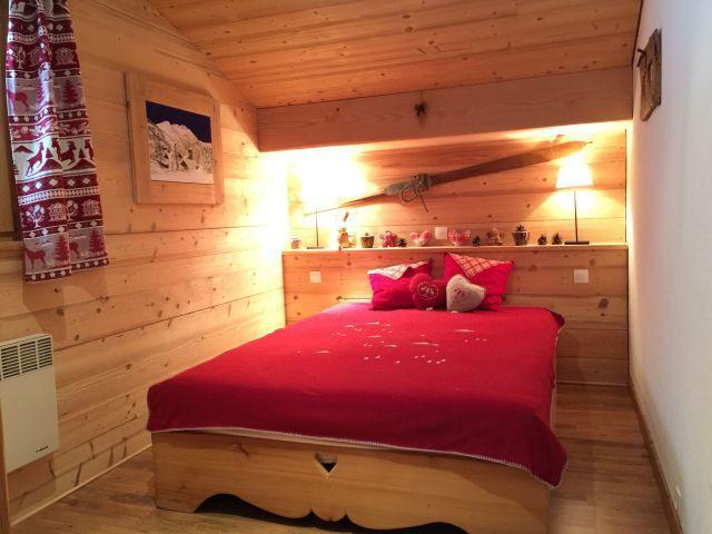 Vacaciones en montaña Apartamento dúplex 3 piezas 6 personas (YT4068) - Résidence Yéti - Châtel - Habitación