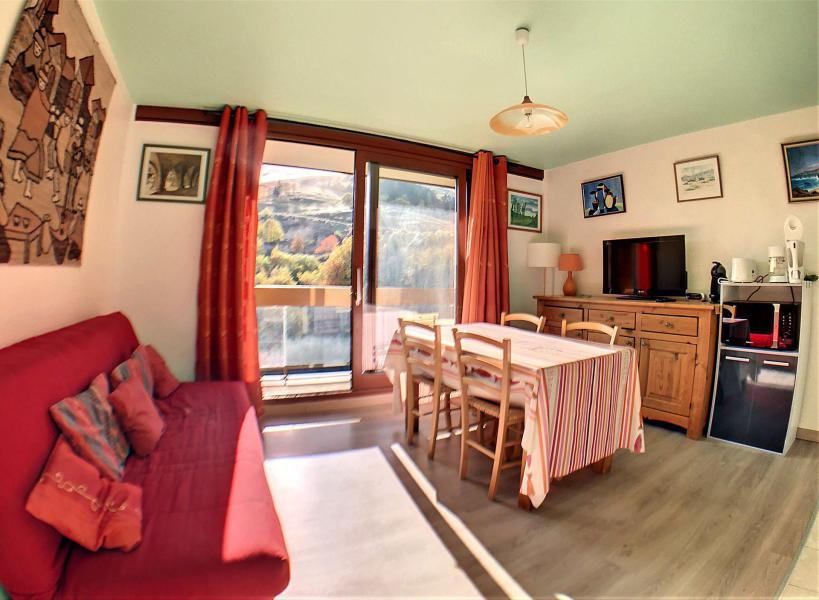Holiday in mountain resort 3 room apartment 6 people (1508) - Résidence Zodiaque Vostok - Le Corbier