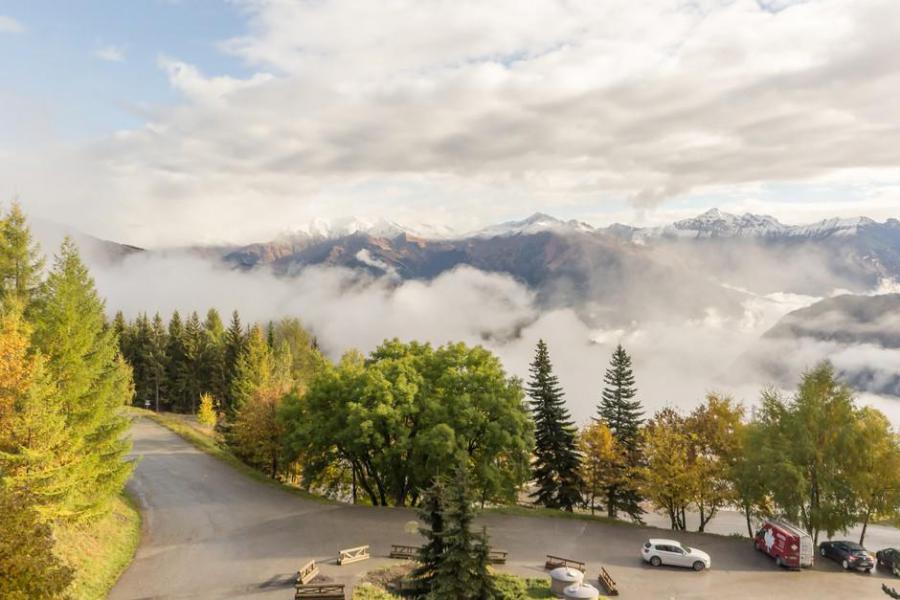 Holiday in mountain resort Studio 3 people (0902) - Résidence Zodiaque Vostok - Le Corbier