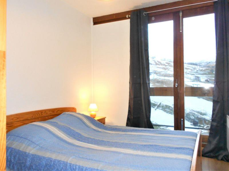 Holiday in mountain resort 3 room apartment 6 people (1608) - Résidence Zodiaque Vostok - Le Corbier