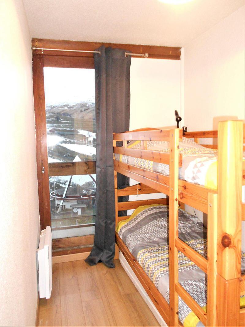 Vakantie in de bergen Appartement 3 kamers 6 personen (1608) - Résidence Zodiaque Vostok - Le Corbier