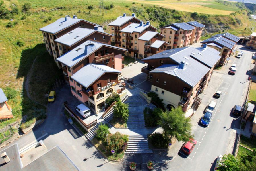 Vakantie in de bergen Résidences du Quartier Napoléon - Val Cenis