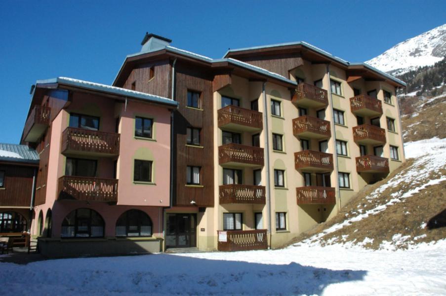 Location au ski Résidences du Quartier Napoléon - Val Cenis - Extérieur été