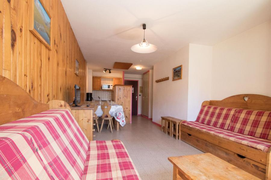 Vakantie in de bergen Appartement 2 kamers 5 personen (BO14) - Résidences du Quartier Napoléon - Val Cenis