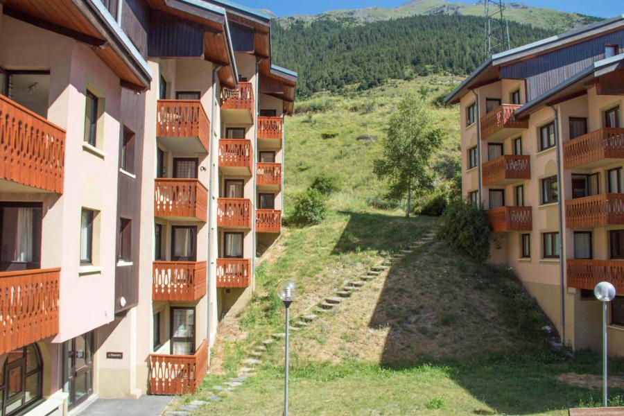 Vacances en montagne Appartement 2 pièces mezzanine 7 personnes (A022) - Résidences du Quartier Napoléon - Val Cenis