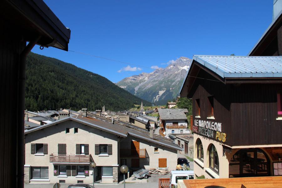 Location au ski Appartement 2 pièces mezzanine 6 personnes (A022) - Résidences du Quartier Napoléon - Val Cenis - Extérieur été