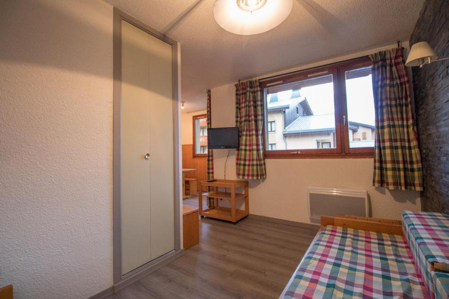Vakantie in de bergen Appartement 2 kamers 5 personen (27) - Résidences du Quartier Napoléon - Val Cenis - Woonkamer