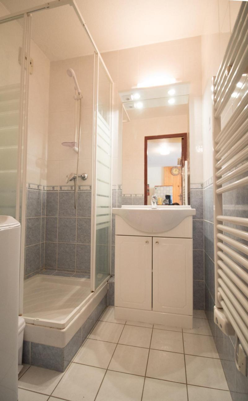Vakantie in de bergen Appartement 2 kamers 5 personen (BO0026) - Résidences du Quartier Napoléon - Val Cenis - Douche