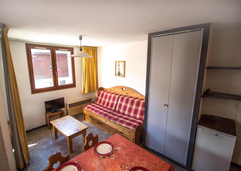 Vacances en montagne Appartement 2 pièces 4 personnes (CA11) - Résidences du Quartier Napoléon - Val Cenis - Séjour