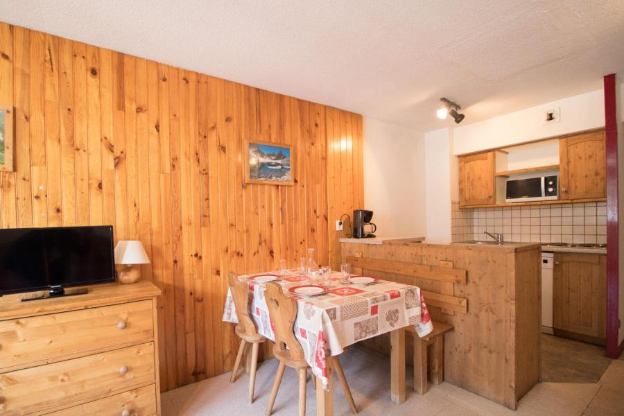 Vacances en montagne Appartement 2 pièces 5 personnes (AR26) - Résidences du Quartier Napoléon - Val Cenis - Séjour