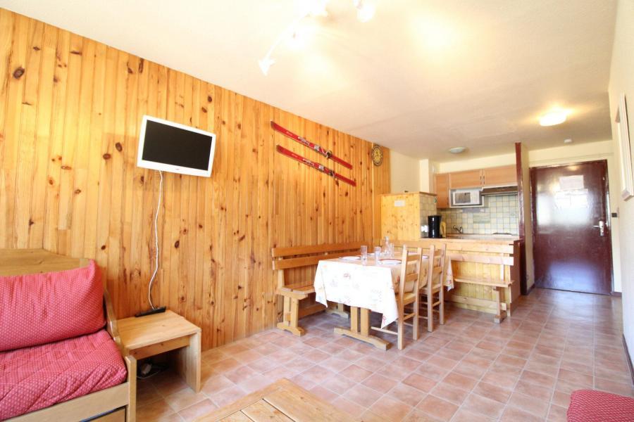 Vacances en montagne Appartement 2 pièces 5 personnes (BO0026) - Résidences du Quartier Napoléon - Val Cenis - Coin repas