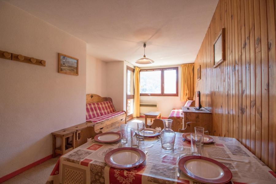 Vacances en montagne Appartement 2 pièces 5 personnes (BO14) - Résidences du Quartier Napoléon - Val Cenis - Séjour